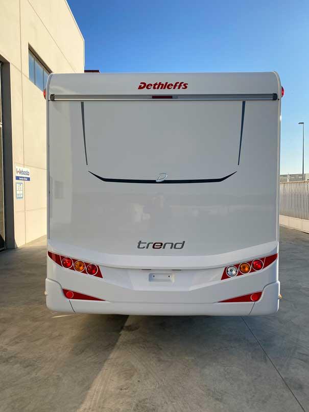 Dethleffs Trend T 7057 DBM